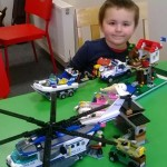 Lego Workshop Easter Camp 2014