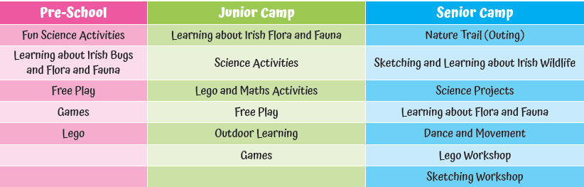 JULY 30th to August 3rd 2018 Summer Camps Tullamore Offaly.jpg