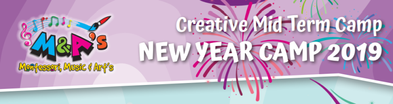 New Year's Creative Camp 2019